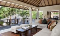 Villa Iskandar Living Area | Seseh, Bali