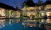 Villa Iskandar Night View | Seseh, Bali