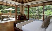 Villa Iskandar Bedroom and Balcony | Seseh, Bali