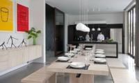 Villa Issi Kitchen and Dining Area | Seminyak, Bali