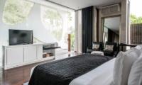 Villa Issi Bedroom with TV | Seminyak, Bali