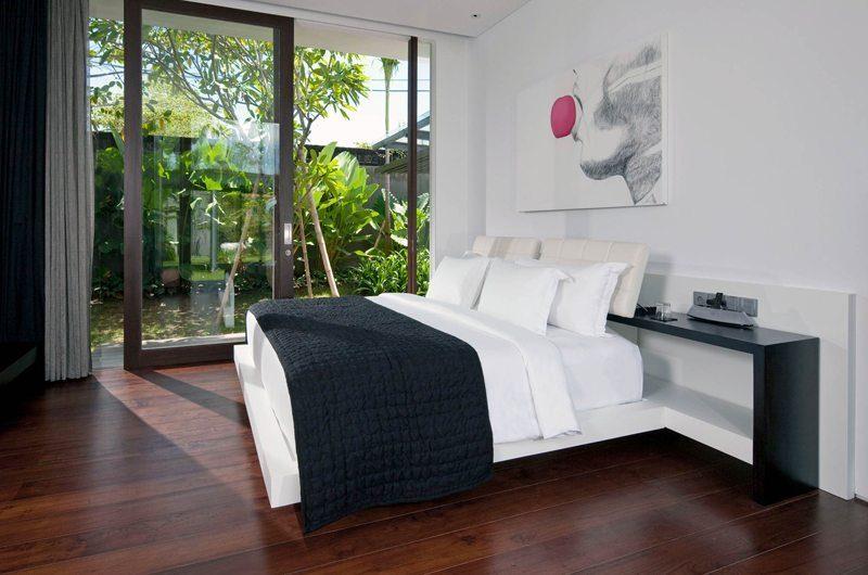 Villa Issi Bedroom View | Seminyak, Bali