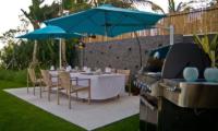 Villa Jagaditha Outdoor Dining | Canggu, Bali