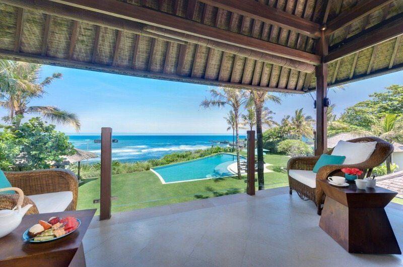 Villa Jagaditha Seating | Canggu, Bali