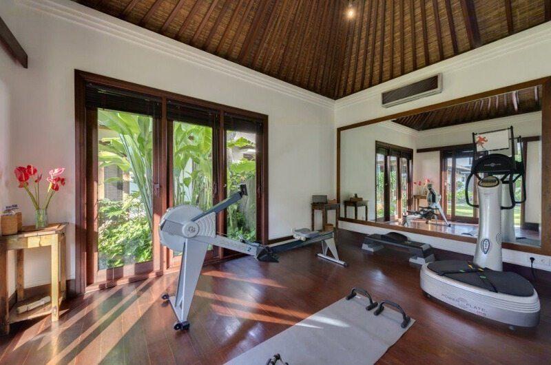 Villa Jagaditha Gym | Canggu, Bali