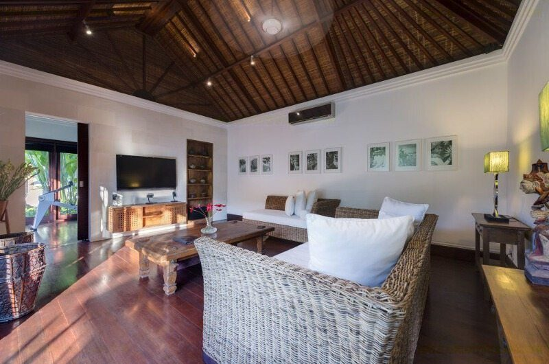Villa Jagaditha Living Room | Canggu, Bali
