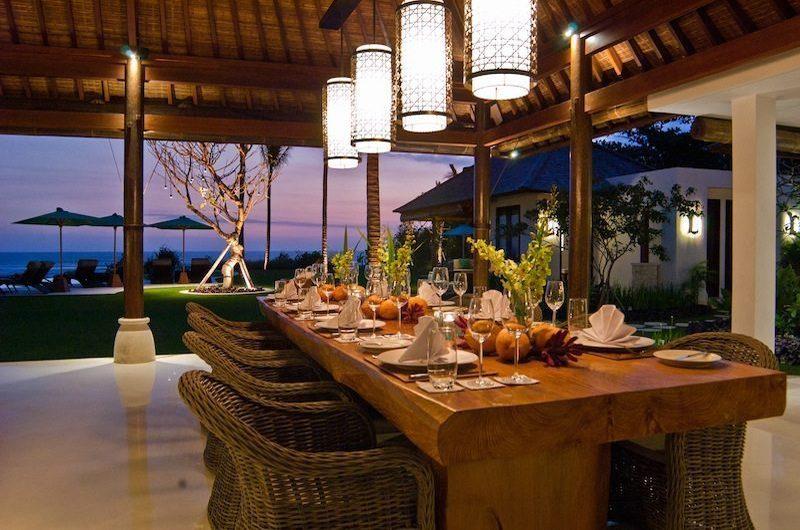 Villa Jagaditha Dining Room | Canggu, Bali
