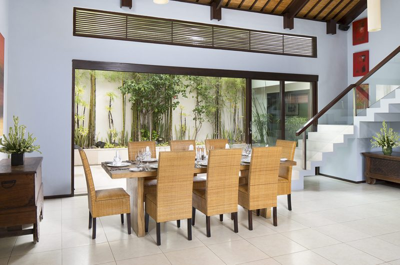 Villa Jemma Dining Area | Seminyak, Bali