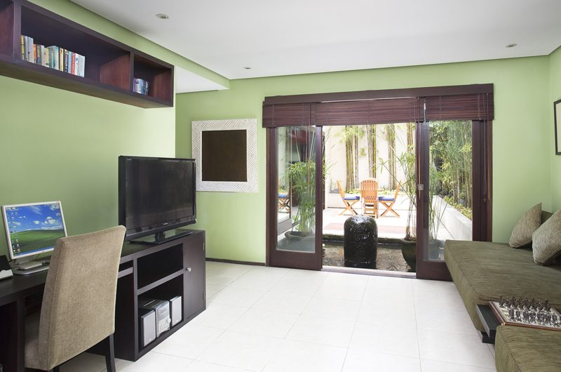 Villa Jemma Media Room | Seminyak, Bali