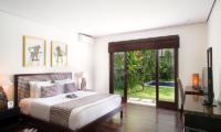 Villa Jemma Bedroom with Garden Views | Seminyak, Bali