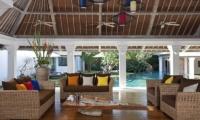 Villa Jepun Living Area | Seminyak, Bali