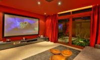 Villa Kalyani Cinema Room   Canggu, Bali