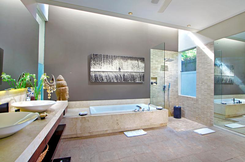 Villa Kalyani Bathroom   Canggu, Bali