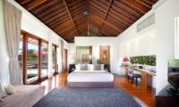 Villa Kalyani Bedroom With Study Table   Canggu, Bali