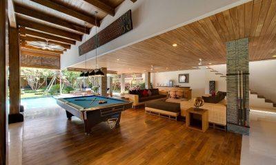Villa Kinara Pool Table | Seminyak, Bali