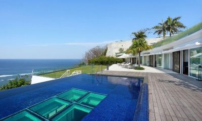 Villa Latitude Bali Swimming Pool   Uluwatu, Bali