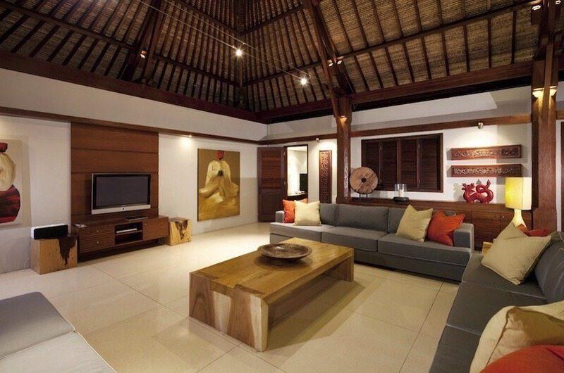 Villa Lilibel Lounge Room   Seminyak, Bali