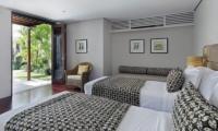 Villa Lilibel Twin Bedroom   Seminyak, Bali