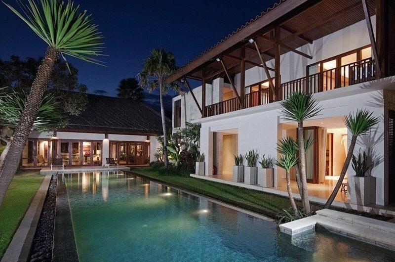 Villa Lilibel Swimming Pool   Seminyak, Bali
