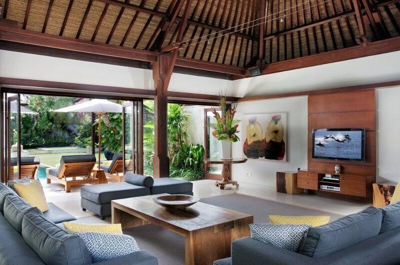 Villa Lilibel Living Area   Seminyak, Bali