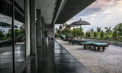 Villa Mana Reclining Sun Loungers   Canggu, Bali
