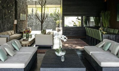 Villa Mana Living and Dining Area | Canggu, Bali