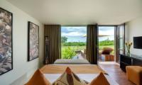 Villa Mandalay Bedroom with Garden View | Seseh, Bali