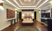 Villa Mandalay Bedroom with Wooden Floor | Seseh, Bali