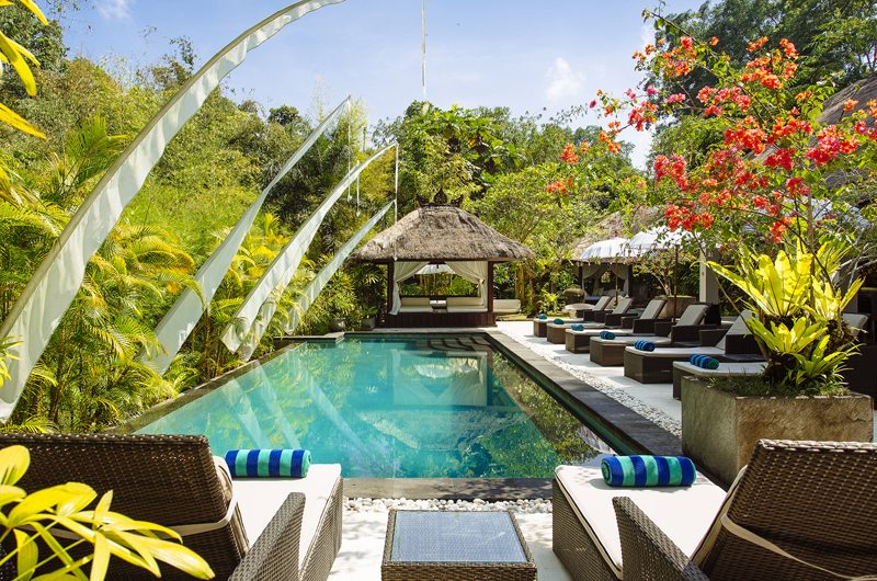 Villa Maya Retreat Swimming Pool | Tabanan, Bali
