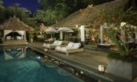Villa Maya Retreat Reclining Sun Loungers   Tabanan, Bali