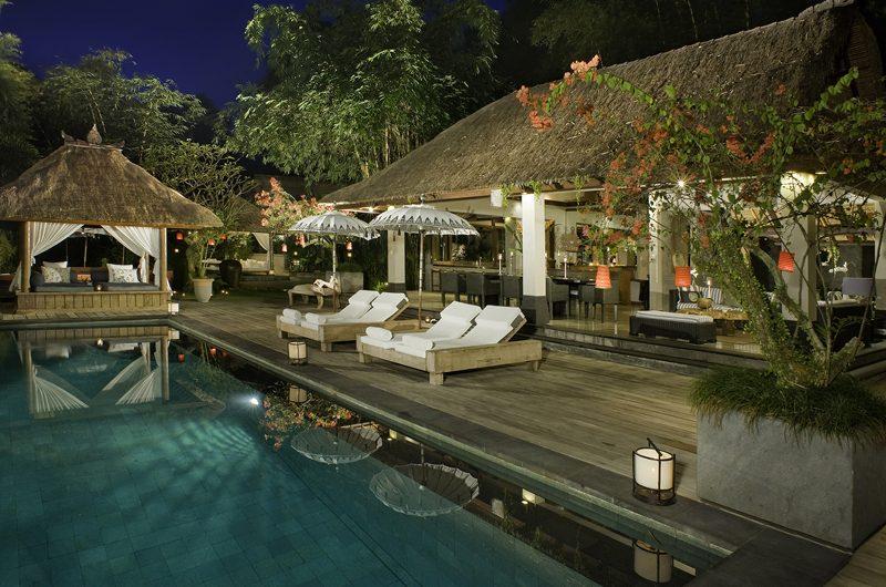 Villa Maya Retreat Reclining Sun Loungers | Tabanan, Bali