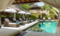Villa Maya Retreat Pool Side   Tabanan, Bali