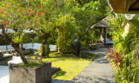 Villa Maya Retreat Outdoor Seating Area   Tabanan, Bali