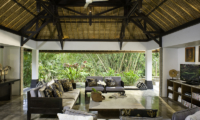 Villa Maya Retreat Living Area   Tabanan, Bali