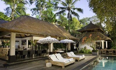Villa Maya Retreat Sun Loungers | Tabanan, Bali
