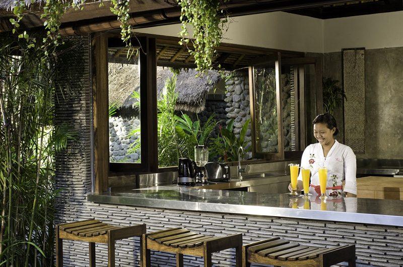 Villa Maya Retreat Bar Counter | Tabanan, Bali