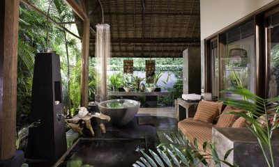 Villa Maya Retreat En-suite Bathroom | Tabanan, Bali