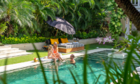 Villa Nalina Sun Decks Area | Seminyak, Bali