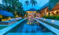 Villa Nalina Swimming Pool Area | Seminyak, Bali
