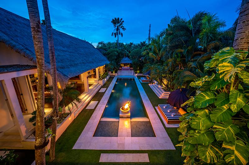 Villa Nalina Pool Area | Seminyak, Bali