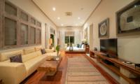 Villa Nalina Bedroom with TV | Seminyak, Bali