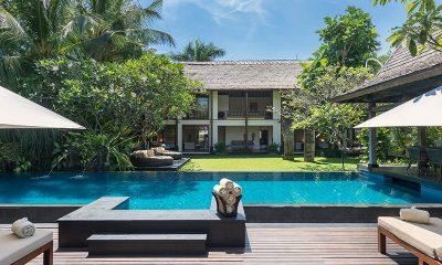Villa Ramadewa Bird's Eye View | Seminyak, Bali