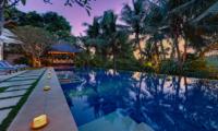 Villa Sabana Night View | Canggu, Bali