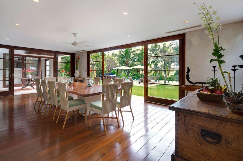 Villa Sabana Dining Area | Canggu, Bali
