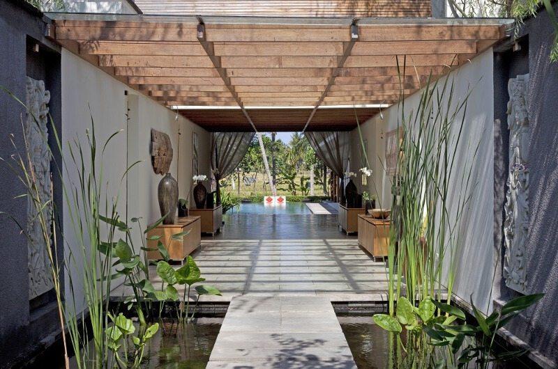 Villa Sally Entrance | Canggu, Bali