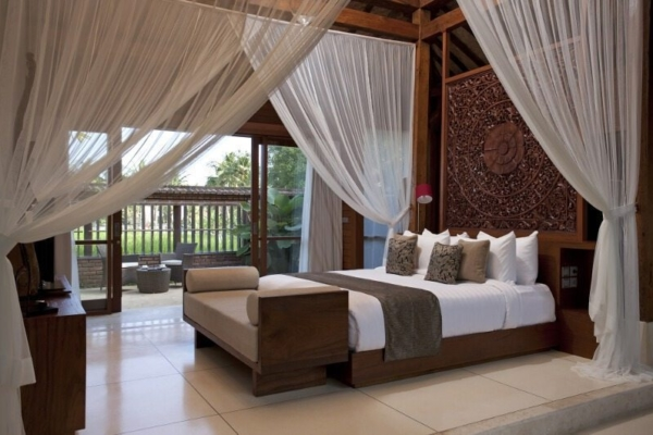 Villa Sally Master Bedroom | Canggu, Bali