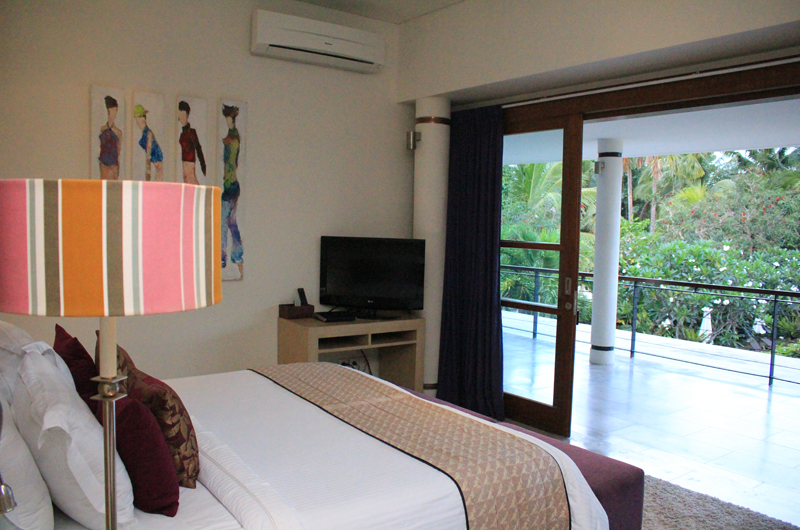 Villa Sally Bedroom with Balcony | Canggu, Bali