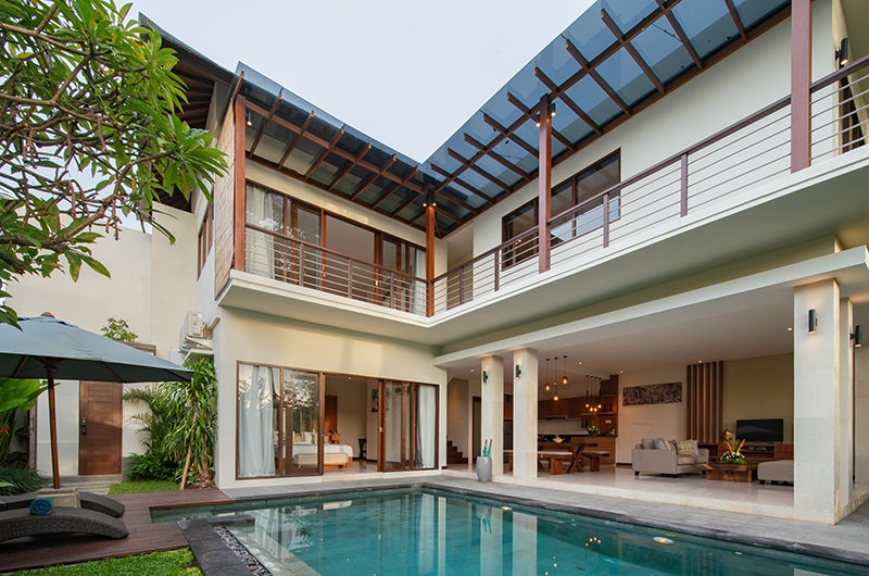 Villa Sally Two Bedroom Villa Building Area | Canggu, Bali