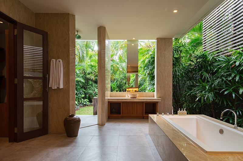 Villa Sally Imperial House Bathroom | Canggu, Bali