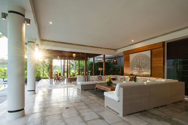 Villa Sally Imperial House Living Area | Canggu, Bali